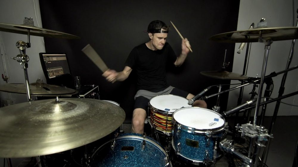 "Drum Cover of ""Wildfire"" by Jim Yosef and Sara Skinner – NCS"
